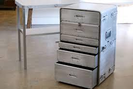 Retro Filing Cabinet Flat File Cabinet Office Drawing File Cabinet Metal Flat File
