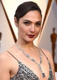 woman with necklace images The most standout jewelry at the 2018 oscars jpg