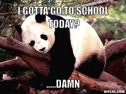 School Today Meme - school memes funny pics about school