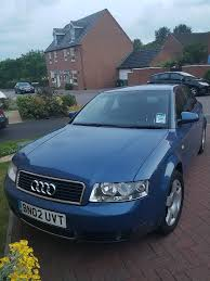 2002 audi a4 reliability audi a4 2002 manual diesel 1 9 tdi 5 door well maintained 2