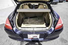 porsche trunk 2012 porsche panamera 4 stock 014550 for sale near marietta ga