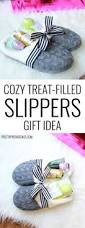 cozy treat filled slippers by pretty providence and other great