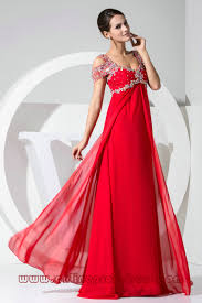 a line applique short sleeves red 2013 prom dress on sale on