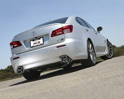 lexus is f usa lexus is f exhaust system u2013 performance u2013 cat back