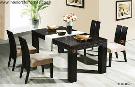 trendy dining room tables the most contemporary dining room sets for less houzz in