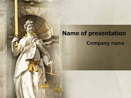 ppt templates for justice lady justice powerpoint template backgrounds 06281