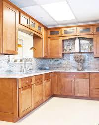 shaker kitchen ideas classy 80 cinnamon shaker kitchen cabinets design ideas of