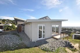 easy ways to build a concrete block houses images exterior design concrete passive solar house bob burnett award winning target home decor modern home decor
