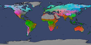 Images Of World Map by Global Garden Gets Greener Feature Articles