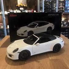 porsche 911 carrera gts cabriolet schuco 1 18 porsche 911 carrera gts cabriolet white 450039500