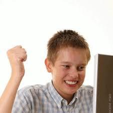 Internet Boy Meme - first spying on the internet kid by anthropoceneman meme center