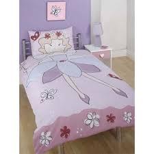 fairy bed childrens girls pink bed bodz fairy duvet cover bedding set