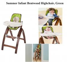 Summer Infant Classic Comfort Wood Bassinet Summer Infant Bentwood Highchair In Green From Baby On Top Rated