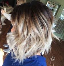 Bob Frisuren Ty by Best 25 Balayage Bob Ideas On Balayage