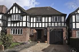 english tudor cottage tudor house in england stock photo picture and royalty free image