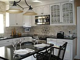 Kitchen Stone Backsplash by 49 Best Kitchen Ideas Images On Pinterest Kitchen Home And