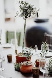 Potted Plants Wedding Centerpieces by 49 Best Wedding Sea U0026 Olives Images On Pinterest Wedding