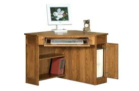 Corner Desk Keyboard Tray Corner Computer Desk With Keyboard Tray Desk With Hutch In Corner