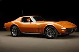 1972 stingray corvette value orange 1972 corvette stingray coupe
