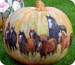 how to paint pumpkins peeinn com