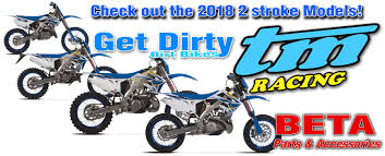 Craigslist Motorcycles Oahu by Get Dirty Dirt Bikes U2013 Tm Racing Motorcycles U2013 Tm Racing