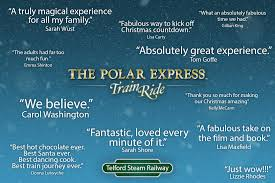 less than 1000 tickets remain for the polar express train ride