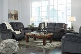 Power Reclining Sofa And Loveseat by Contemporary Power Reclining Sofa Loveseat U0026 Recliner Grey