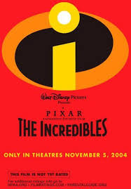 incredibles movie poster 1 27 imp awards