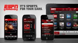 espn app for android espn 1000 wmvp am espn chicago
