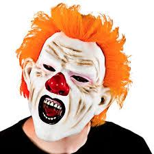new halloween mask new latex scary halloween horror clown mask fancy dress