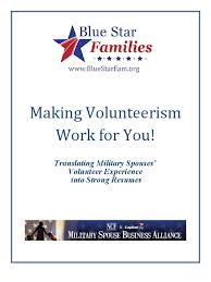 Adding Volunteer Work To Resume Making Volunteerism Work For You Resume Builder For Military