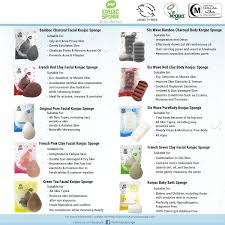Kitchen Tools And Equipments And Their Uses Amazon Com My Konjac Sponge All Natural Korean Sponge