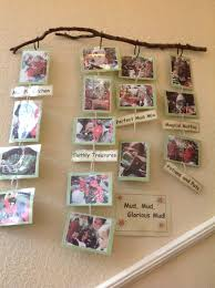 hang this display of children u0027s experiences outdoors next to