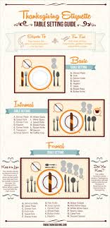 how to set a thanksgiving table thanksgiving