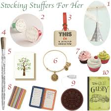Stocking Stuffers Ideas Stuffers For Women