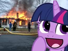 Awesome Face Meme - 260590 awesome face disaster girl edit meme safe twilight