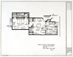 Tv Floor Plans 15 Floor Plans From Famous Tv Shows Ned Hardy Ned Hardy