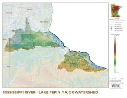 United States Mississippi River Map by Mississippi River Lake Pepin Minnesota Nutrient Data Portal
