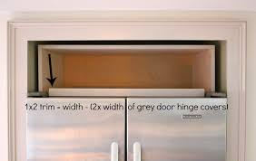over the fridge storage 10 best over refrigerator storage options