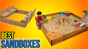 Sandboxes With Canopy And Cover by 10 Best Sandboxes 2016 Youtube