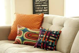 beautiful pillows for sofas couch pillow ideas revitmarket com