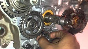 crf250r won u0027t change gears youtube
