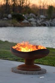 fire pit sand sand dune fire pit functional art steel fire bowl for your