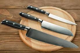 modern kitchen knives interior design