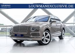 bentley bentayga grey used bentley bentayga 6 0 w12 for sale at u20ac209 500 in utrecht
