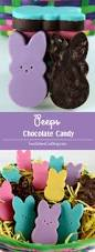 thanksgiving peeps peeps chocolate candy two sisters crafting