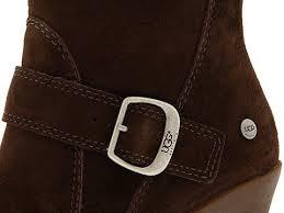 s gissella ugg boots ugg s ugg gissella laarzen espresso model 5593 ugg ara