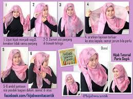 simple hijab styles tutorial segi empat hijab tutorial segiempat paris abstrak hijab wanita cantik