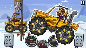 monster truck video game play hill climb racing 2 u2013 monster truck max level gameplay hd 1 youtube