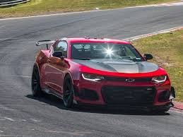what is a camaro zl1 the chevrolet camaro zl1 1le set a nurburgring record